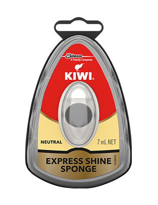 kiwi express shine sponge