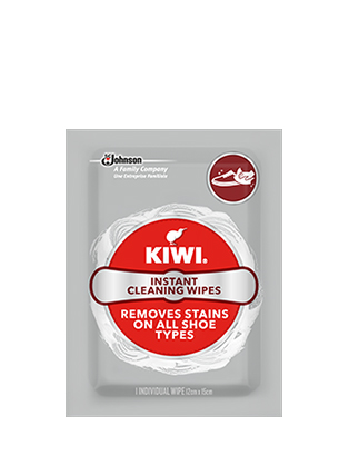 kiwi instant cleaning wipes