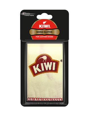 KIWI® Shine Cloths