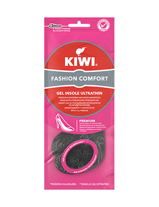kiwi shoe passion gel cushion insole
