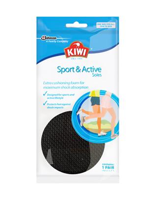 kiwi sport & active insoles