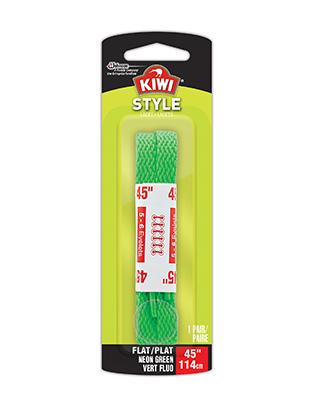 KIWI® Lacets style