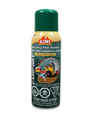 Produit imperméabilisant puissant Camp Dry® KIWI®