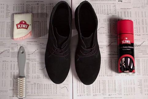 Your Suede \u0026 Nubuck Shoes | KIWI® Shoe