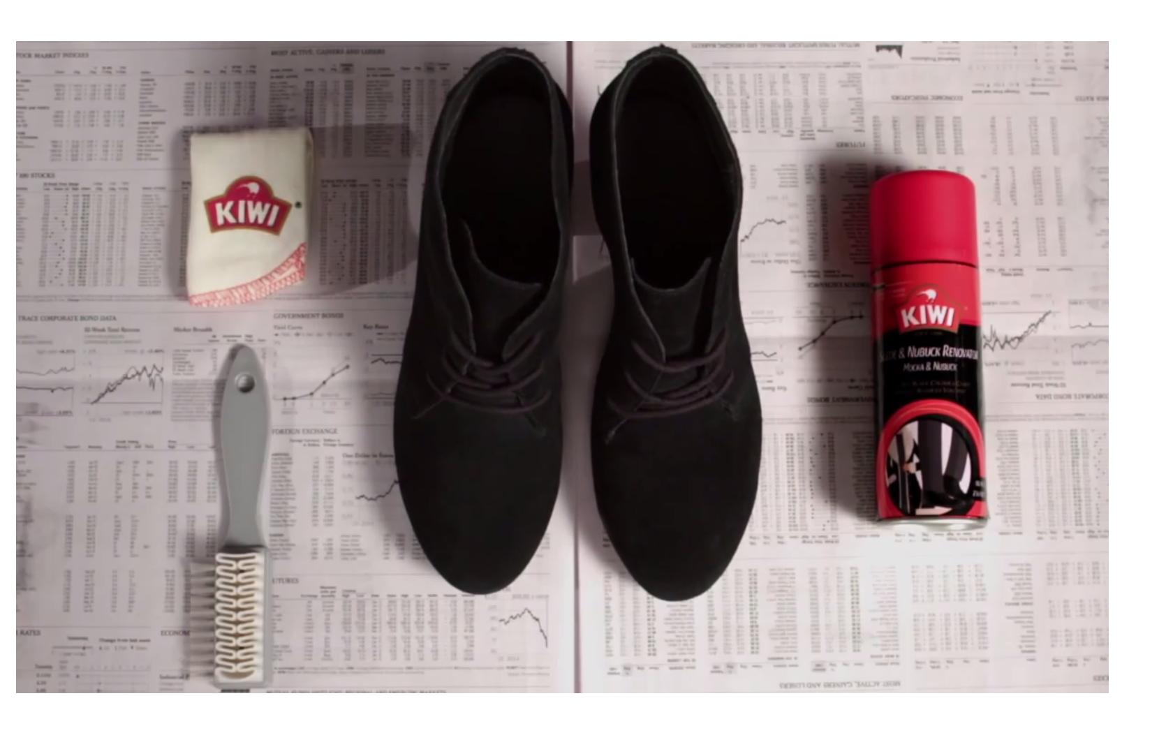Jak przywrócić kolor butom z zamszu i nubuku