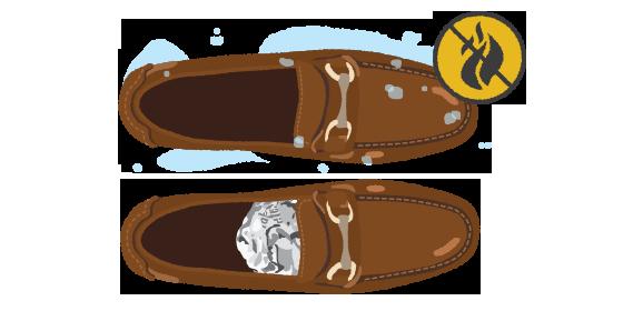 Bí quyết bảo dưỡng giày